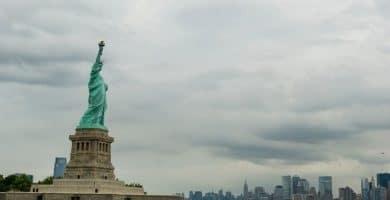 curiosidades estatua libertad