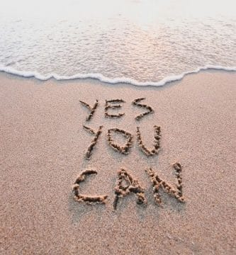 Si, tu puedes, yes you can